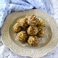 Dates & Nuts Laddoo