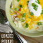 Loaded Potato Soup #OreIdaHashbrn