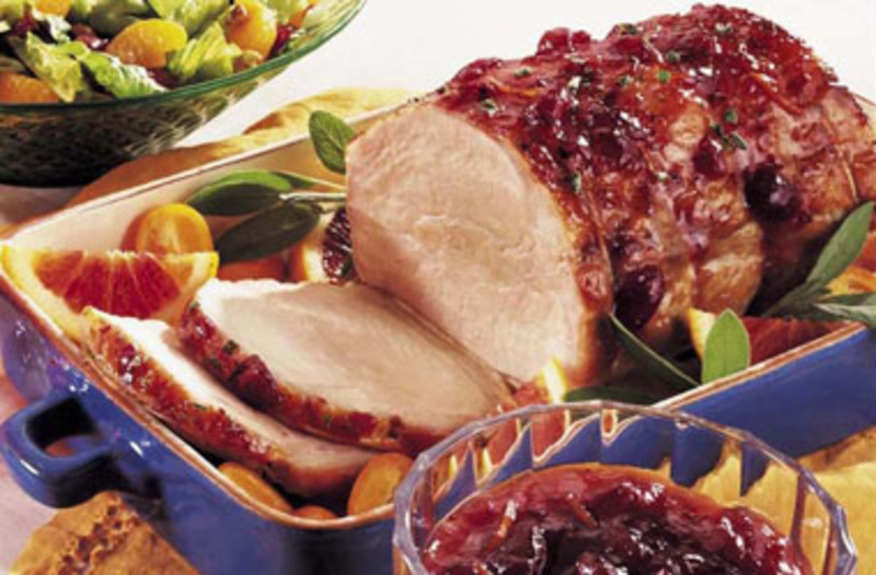Slow Cooker Cranberry Pork Roast Recipe by Robyn ...