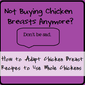 How to Adapt Chicken Breast Recipes to Use Whole Chickens