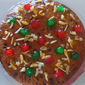 Christmas Cake - Herman The German, Travels Down Under to New Zealand, Just in Time for Christmas