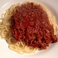 Unilever Kitchen Winter Warming Recipe: Spaghetti Bolognaise
