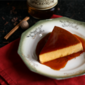 Spiced Pumpkin Rum Flan #CaptainsTable