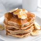 Easy Whole Wheat Pancakes Recipe