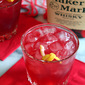 Lady in Red – Celebrating #Red Friday with a Cocktail from Maker's Mark