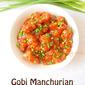 Gobi Manchurian / How to make Cauliflower Manchurian