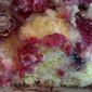 Raspberry Cream Cheese Danish Style Coffee Cake