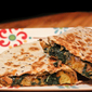 Butternut Squash and Kale Quesadillas