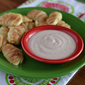 Apple Pie Yogurt Dip & a Simply Organic Giveaway