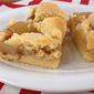 Apple Pie Snickerdoodle Bars