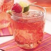 Cranberry Raspberry Sparkle (Non Alcoholic)