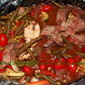 Crockpot Italiano Vegetable Beef Stew Recipe