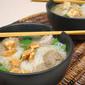 Beef Meatball Pho Soup [Phở Bò Viên]