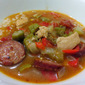 Heartwarming Chicken and Sausage Gumbo
