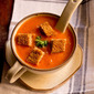 tomato soup recipe, how to make tomato soup | restaurant style
