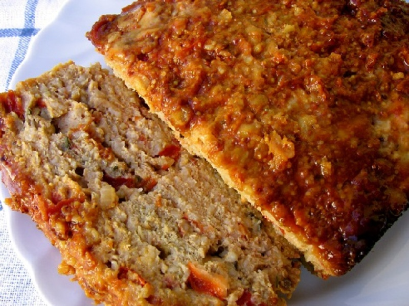 Easy Spicy Meatloaf Recipe By Shalina Cookeatshare