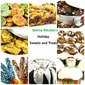 Skinny Kitchen's 12 Holiday Sweet and Treats