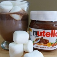 Quick Nutella Hot Choco Drink
