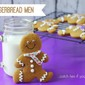 Gingerbread men- catch him if you can!