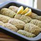 Greek-style cabbage rolls