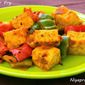 Paneer Fry (made of Tandoori masala)