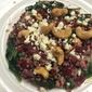 Warm Red Beet and Quinoa Salad
