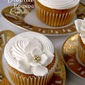 Vanilla Eggnog Cupcakes