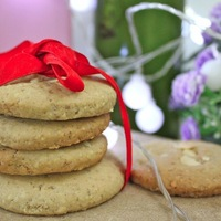 Spiced Almond Cookie