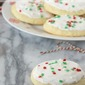 Peppermint Lofthouse Sugar Cookies {and how to solve a dinner dilemma}