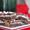 {gluten-free} Peppermint Patty Brownie Bars