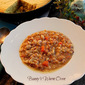 Old School Ham Bone Bean Soup