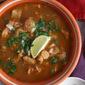 Menudo (Red Chile Tripe Soup)