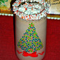 Peppermint Bark Mocha Shakes...Featuring Bolthouse Farms Peppermint Mocha