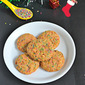 Eggless Sprinkle Cookies Recipe | Christmas Cookies