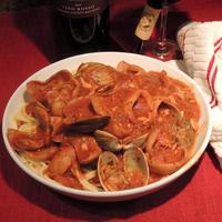 Cuttlefish & Clam Fra Diavolo