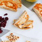 Mini Brie & Pear Appetizer Quesadillas Recipe