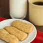 Italian Sesame Seed Cookies (Giuggiulena)