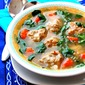 Italian Wedding Soup~Be #CartonSmart this Holiday Season