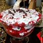 Red Velvet Trifle