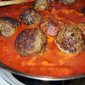Meatballs (Sorry Mom, but I'll be making this recipe from now on)