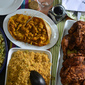 Christmas Dinners: Nigerian Smoky Party Jollof 'Stick Rice'
