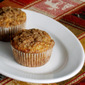 Banana Crumb Muffins - Lower Sugar Version