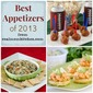 Best Appetizers of 2013