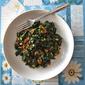 Vegan Chipotle Sausage with Kale