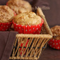 Wheat Germ Muffins | Healthy Breakfast Muffins