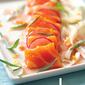 Salmon Crudo. Blah blah blah…