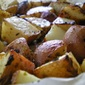 Oven-Roasted Greek Potatoes