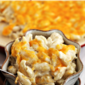 Lighter Creamy Mac & Cheese