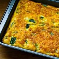 Zucchini Smeriato ( Scalloped Zucchini)