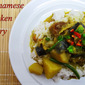 Vietnamese Chicken Curry - ca ri ga